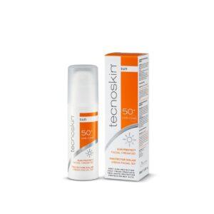 Tecnoskin Protección Solar – Crema Facial SPF 50+