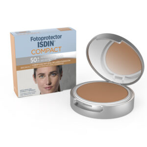 Fotoprotector ISDIN Compacto Bronce SPF 50+