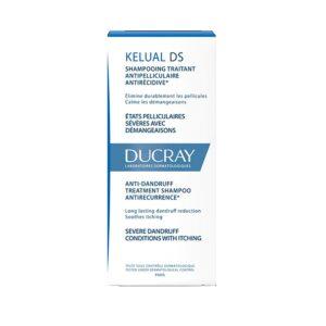 Ducray Kelual DS Shampoo Anticaspa