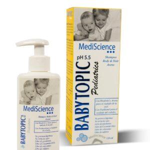 Babytopic Pediatrics ph 5.5 – 120ml