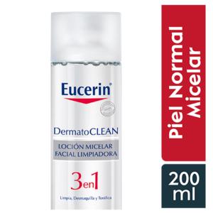Eucerin Dermato Clean Loción Micelar 3 en 1